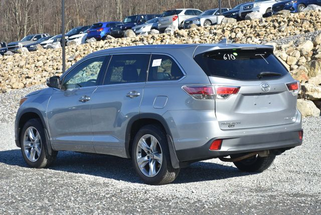 2015 Toyota Highlander Limited Naugatuck, Connecticut 2