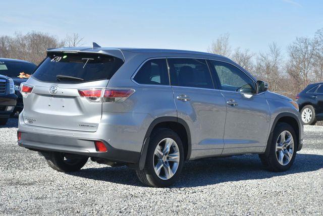 2015 Toyota Highlander Limited Naugatuck, Connecticut 4