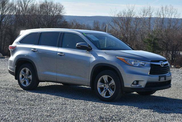 2015 Toyota Highlander Limited Naugatuck, Connecticut 6