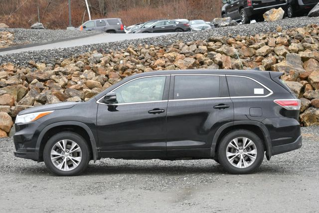 2015 Toyota Highlander LE Naugatuck, Connecticut 1