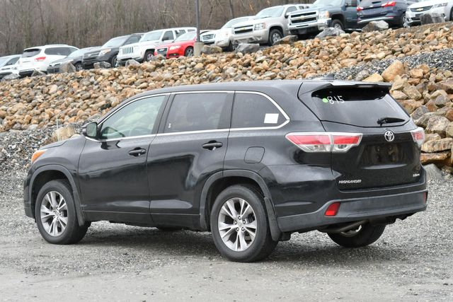 2015 Toyota Highlander LE Naugatuck, Connecticut 2