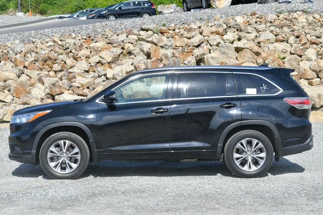 2015 Toyota Highlander XLE Naugatuck, Connecticut 1