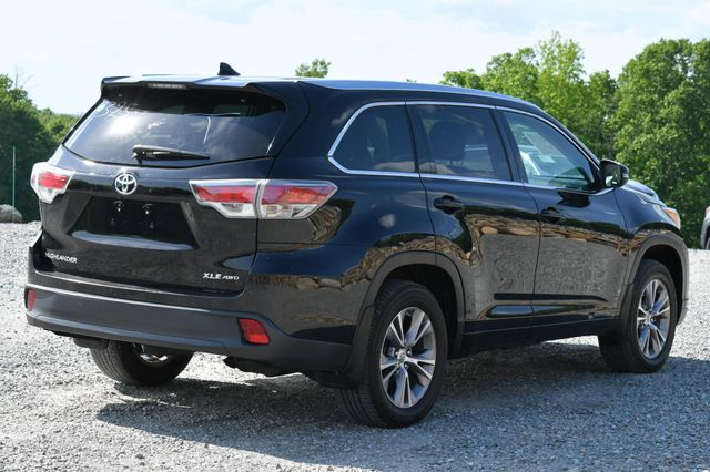 2015 Toyota Highlander XLE Naugatuck, Connecticut 4