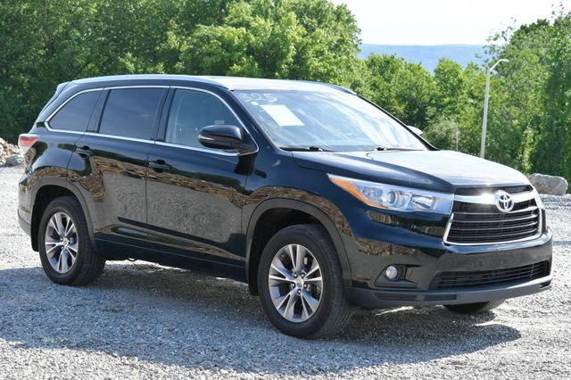 2015 Toyota Highlander XLE Naugatuck, Connecticut 6
