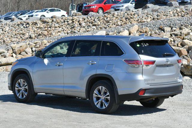 2015 Toyota Highlander XLE Naugatuck, Connecticut 4