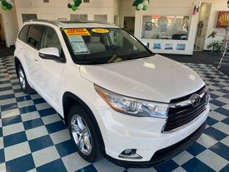 2015 Toyota Highlander Limited in Rome, GA 30165