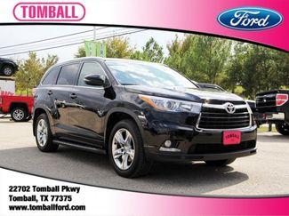 2015 Toyota Highlander in Tomball, TX 77375