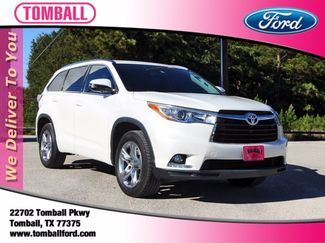 2015 Toyota Highlander in Tomball, TX 77375