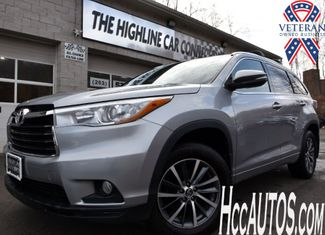 2015 Toyota Highlander XLE Waterbury, Connecticut 1