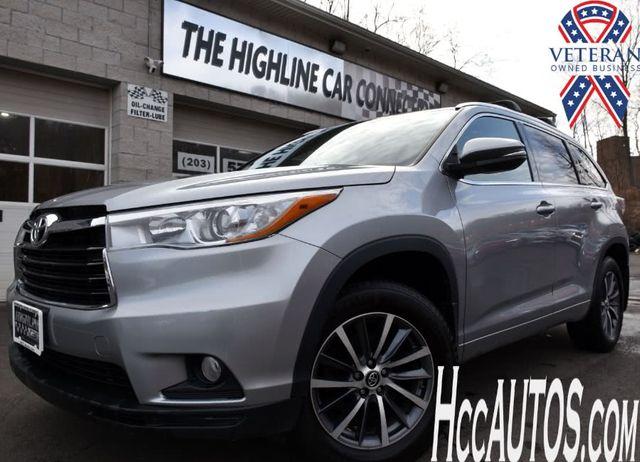 2015 Toyota Highlander XLE Waterbury, Connecticut 1