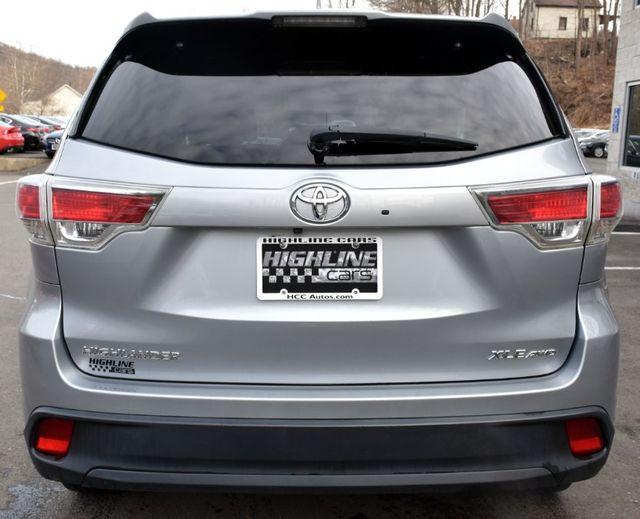 2015 Toyota Highlander XLE Waterbury, Connecticut 6