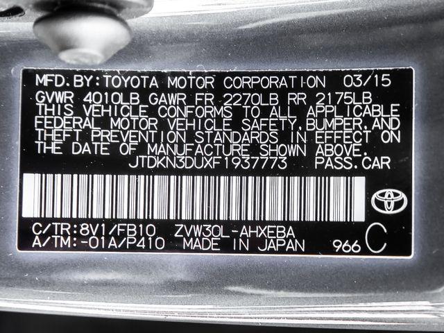 2015 Toyota Prius Two Burbank, CA 29