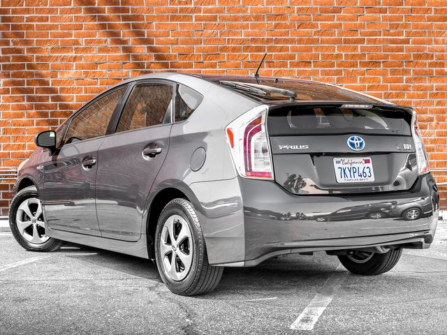 2015 Toyota Prius Two Burbank, CA 7
