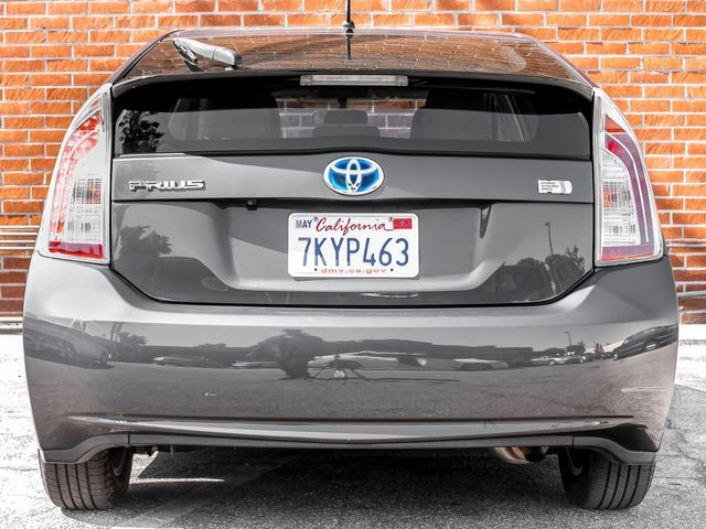 2015 Toyota Prius Two Burbank, CA 3