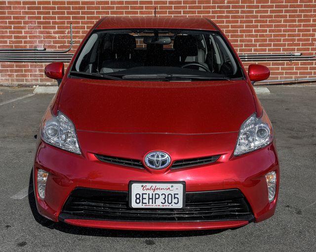 2015 Toyota Prius Four Burbank, CA 1