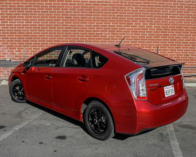 2015 Toyota Prius Four Burbank, CA 6