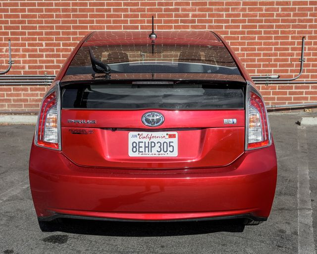 2015 Toyota Prius Four Burbank, CA 7