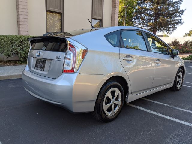 2015 Toyota PRIUS TWO in Campbell, CA 95008