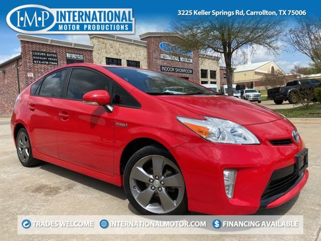 2015 Toyota Prius Persona ONE OWNER