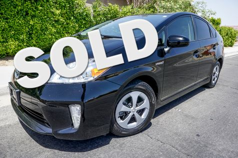 2015 Toyota Prius Four in Cathedral City