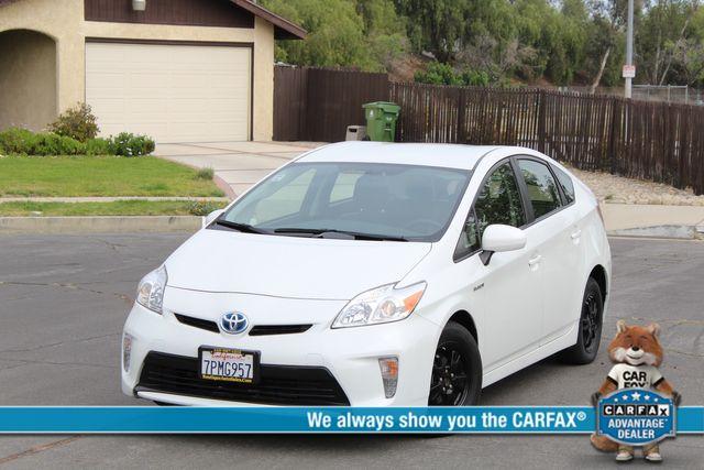2015 Toyota PRIUS TWO 56K ORIGINAL MLS AUTOMATIC SERVICE RECORDS