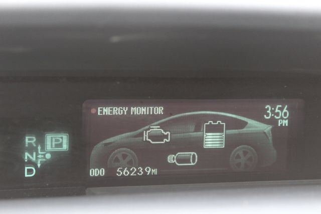 2015 Toyota PRIUS TWO 56K ORIGINAL MLS AUTOMATIC SERVICE RECORDS in Woodland Hills CA, 91367