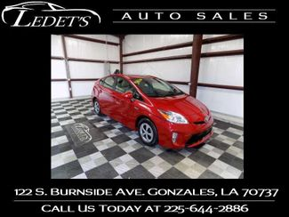 2015 Toyota Prius One - Ledet's Auto Sales Gonzales_state_zip in Gonzales