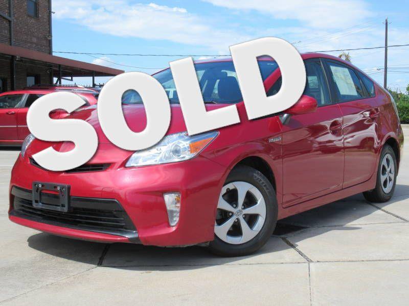 2015 Toyota Prius Three | Houston, TX | American Auto Centers in Houston TX
