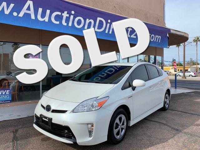 2015 Toyota Prius II -  5 YEAR/60,000 MILE FACTORY POWERTRAIN WARRANTY Mesa, Arizona