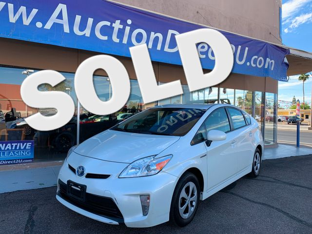 2015 Toyota Prius II 3 MONTH/3,000 MILE NATIONAL POWERTRAIN WARRANTY Mesa, Arizona