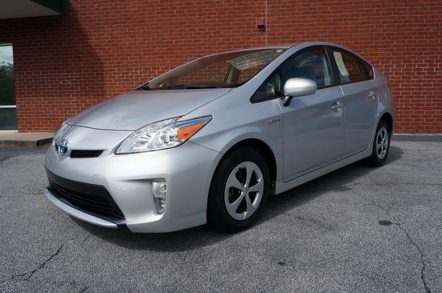 2015 Toyota Prius Three navigation
