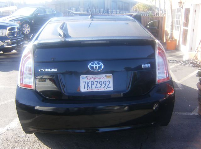2015 Toyota Prius Two Los Angeles, CA 5