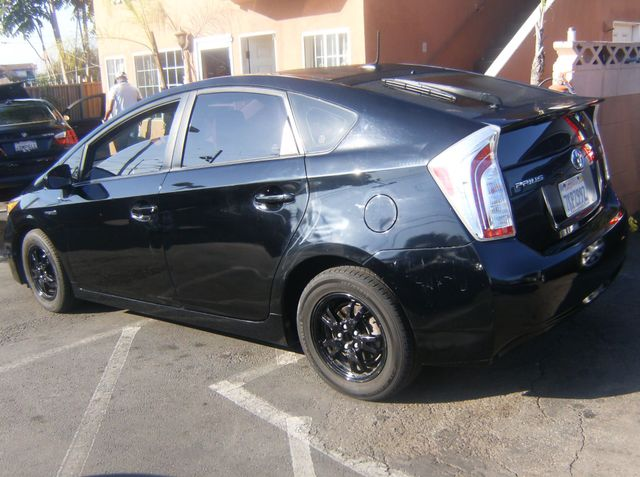 2015 Toyota Prius Two Los Angeles, CA 8