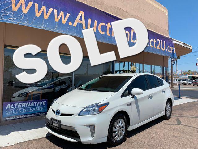 2015 Toyota Prius Plug-In Advanced 8 YEAR/100,000 MILE HYBRID BATTERY WARRANTY Mesa, Arizona