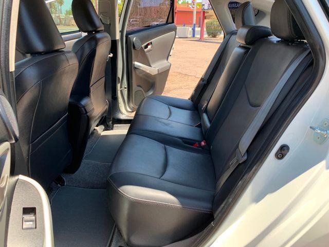 2015 Toyota Prius Plug-In Advanced 8 YEAR/100,000 MILE HYBRID BATTERY WARRANTY Mesa, Arizona 11