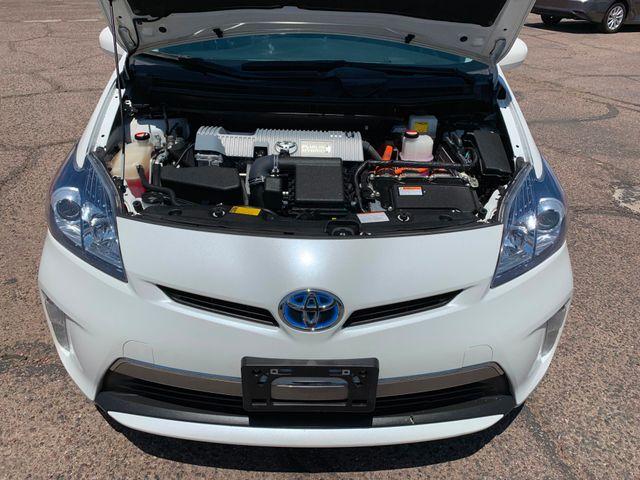 2015 Toyota Prius Plug-In Advanced 8 YEAR/100,000 MILE HYBRID BATTERY WARRANTY Mesa, Arizona 8