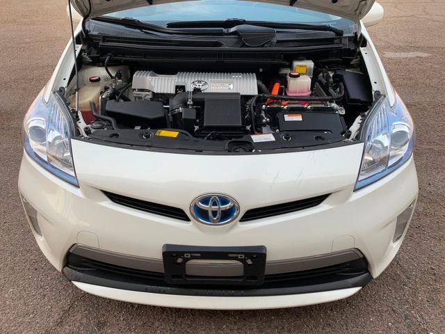 2015 Toyota Prius Plug-In 3 MONTH/3,000 MILE NATIONAL POWERTRAIN WARRANTY Mesa, Arizona 8