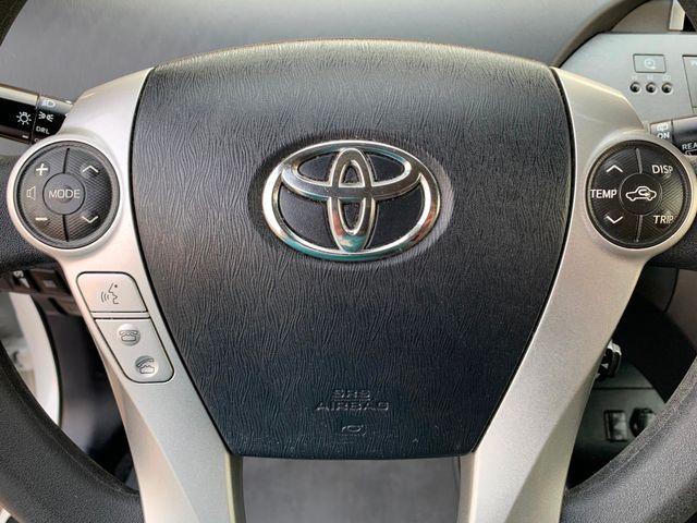 2015 Toyota Prius Plug-In 3 MONTH/3,000 MILE NATIONAL POWERTRAIN WARRANTY Mesa, Arizona 17