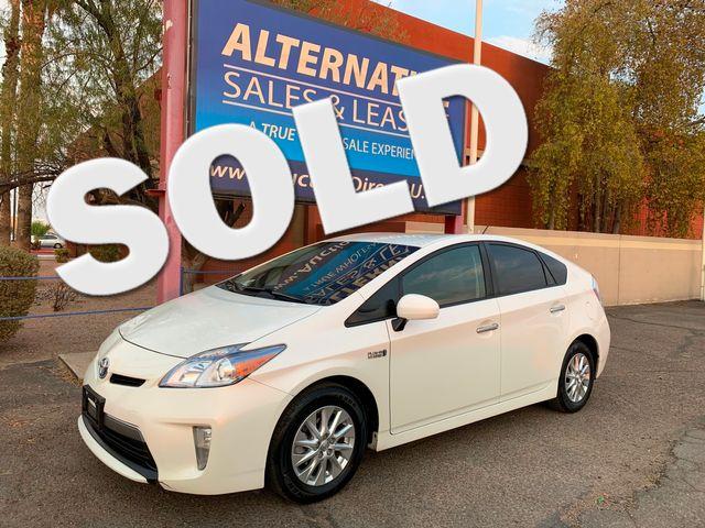 2015 Toyota Prius Plug-In 3 MONTH/3,000 MILE NATIONAL POWERTRAIN WARRANTY Mesa, Arizona