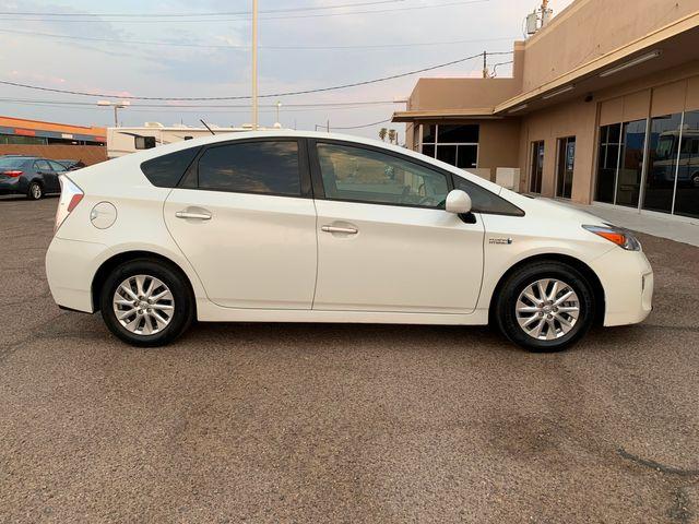 2015 Toyota Prius Plug-In 3 MONTH/3,000 MILE NATIONAL POWERTRAIN WARRANTY Mesa, Arizona 5