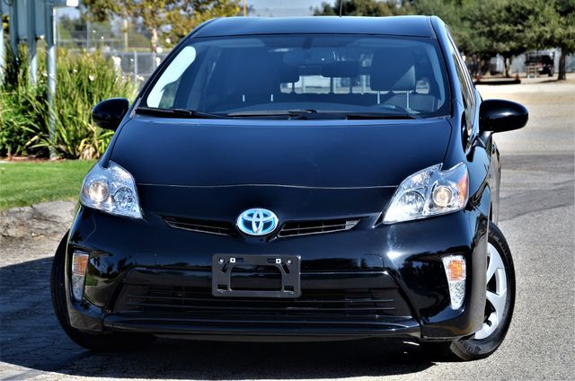 2015 Toyota Prius Four Reseda, CA 16