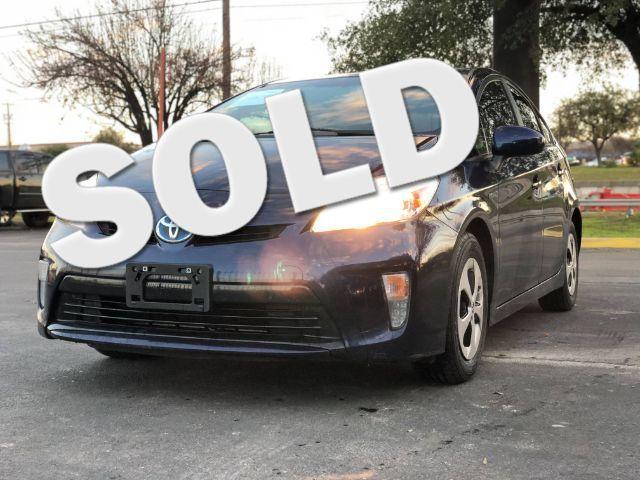 2015 Toyota Prius Four in San Antonio, TX 78233