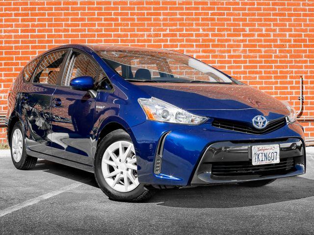 2015 Toyota Prius v Two Burbank, CA 1