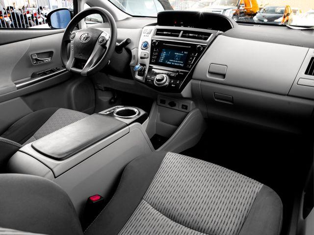 2015 Toyota Prius v Two Burbank, CA 12