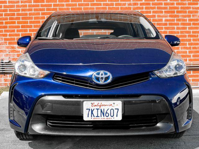 2015 Toyota Prius v Two Burbank, CA 2