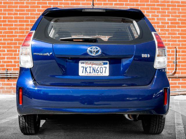 2015 Toyota Prius v Two Burbank, CA 3