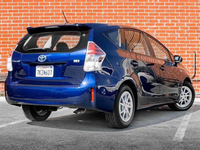 2015 Toyota Prius v Two Burbank, CA 4