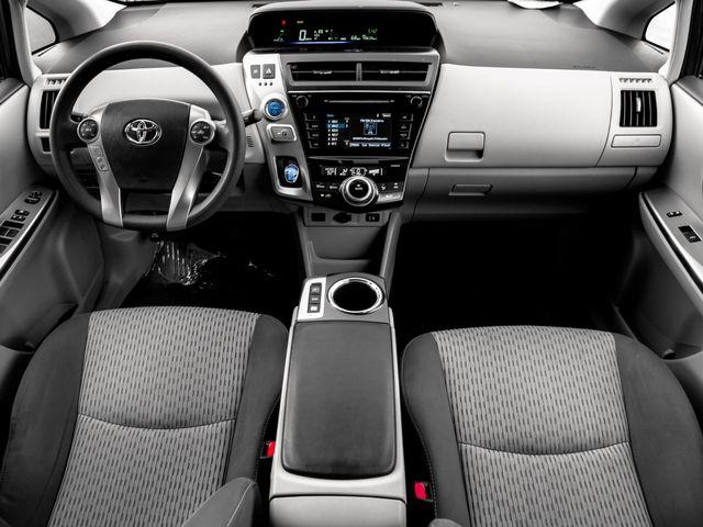 2015 Toyota Prius v Two Burbank, CA 8