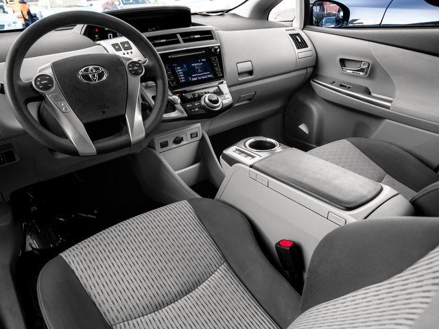 2015 Toyota Prius v Two Burbank, CA 9
