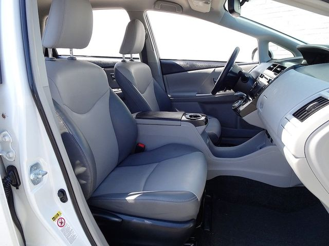 2015 Toyota Prius v Five Madison, NC 39